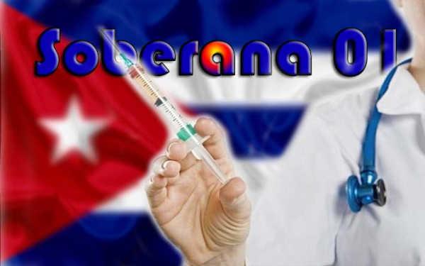 Covid-Impfstoff, den Kuba entwickelt