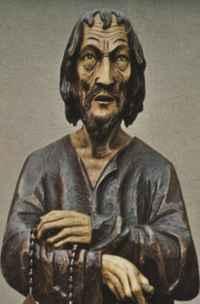 """Niklaus von Flüe, 1417 bis 1487, Eremit und """"Friedensstifter"""" auf der Tagsatzung in Stans"""